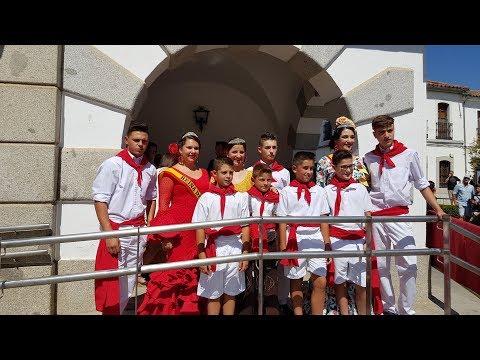 Inauguración Feria de Villanueva del Duque