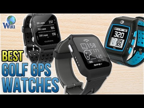 8 Best Golf GPS Watches 2018
