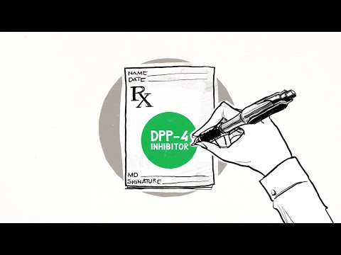 How a DPP-4 inhibitor works
