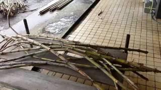 沖縄黒糖工場見学サトウキビから黒糖ができるまでの全行程を無料で楽しく見学