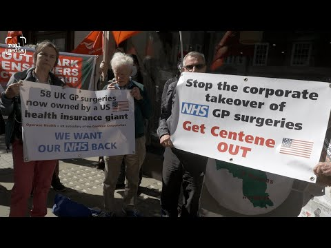 NHS privatisation by stealth – the selling of GP practices