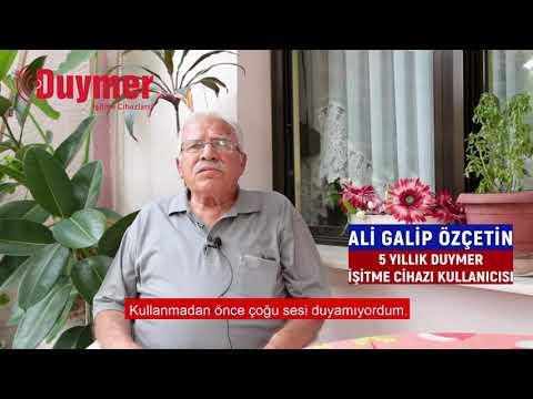 Duymer Hikayeleri - Ali Galip Özçetin/ Duymer İşitme Cihazları