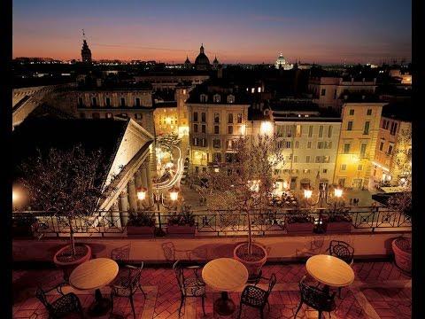Alberge Del Senato Rome Luxury Hotel Review