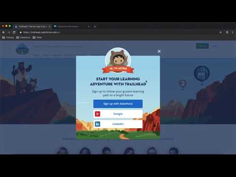 Start Learning Salesforce with Trailhead.com   Salesforce Learning Platform