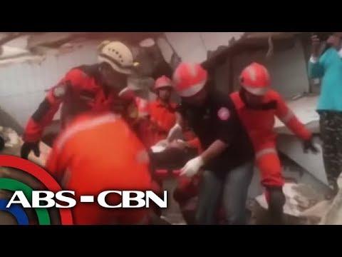 [ABS-CBN]  TV Patrol: Pinoy na nakadetene sa Indonesia, nawala matapos lumindol