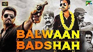 Balwaan Badshah (Ulidavaru Kandanthe) Full Action Hindi Dubbed Movie   Rakshit Shetty, Yagna Shetty