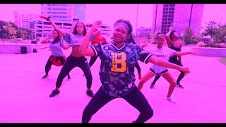 BODAK YELLOW - Cardi B   Richmond Urban Dance