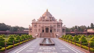 Akshardham mandir Gandhinagar Swaminarayan Temple Gujarat