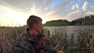 Рыбалка маховой удочкой на карася