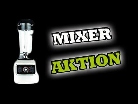 NUR für die Leute die sich für einen Mixer kaufen interessieren!!! Harrexco Aktion, gebrauchte Mixer