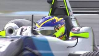 Euroformula_Open - Estoril2017 Round1 Qualifying2 Highlights