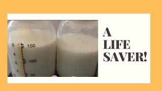 QUICKLY Increase Breast Milk Supply | Upspring Milkflow Fenugreek + Blessed Thistle Drink Review