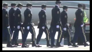 Fallen Green Beret Returns Home - SSgt. Jeremie S. Border