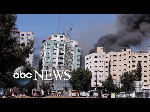 Middle East conflict escalates as neither side backs down