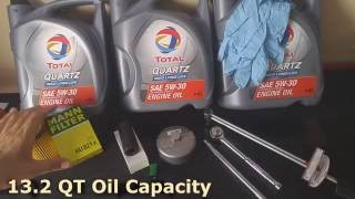 Mercedes s class cls etc om642 v6 engine cdi oil leak from the oil change mercedes freightliner dodge sprinter sprinter 30 diesel engine fandeluxe Gallery