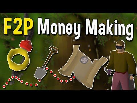 TOP 5 FREE MONEYMAKING BOTS (Oldschool Runescape) - смотреть