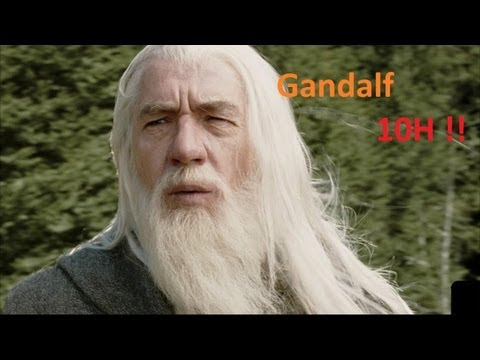 Gandalf Europop Nod 10 HOURS !!! EPIC SAX GUY MELODY on