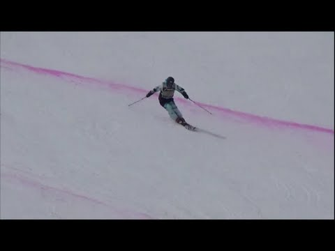 Takao MARUYAMA: The 53rd All Japan Ski Technique Championship - final