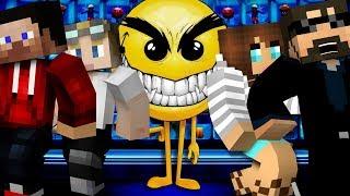 Minecraft: EMOJI MURDER   MODDED MINI-GAME 😱😭💩