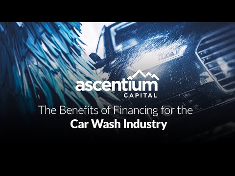 Keep your profits flowing with financing for the Car Wash Industry Video