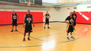 What Is Zone Defense?   Basketball
