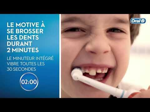 Brosse à dents électrique pour enfant Oral-B Junior Star Wars/Minnie