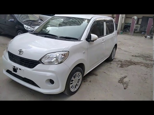 Toyota Passo X 2016 for Sale in Karachi