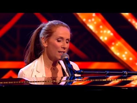 Catherine Tate singing The Ballad of Barry and Freda (Let's Do It)