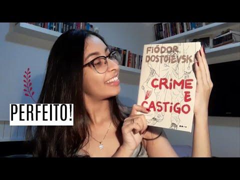 Crime e Castigo (Fiódor Dostoiévski) | Isabella Candido