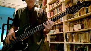 Don't You Just Know It - Dr Feelgood [Bass Cover]
