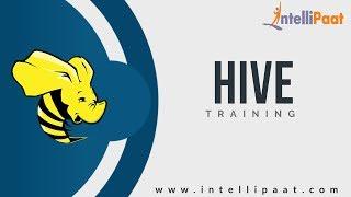 Hive Tutorial | Hive In Hadoop | Hadoop Hive Tutorial | Intellipaat