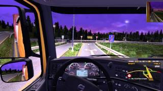 preview picture of video 'Euro Truck Simulator 2 Gameplay (4) : Nowogard - Bergen'