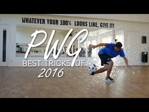 PWGfreestyle - Best tricks of 2016