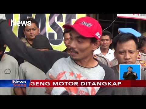 Anggota Geng Motor yang Tewaskan Satpam di Cilincing, Jakut, Ditangkap polisi - iNews Siang 02/11