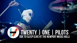 Twenty One Pilots - Ode To Sleep (Live)