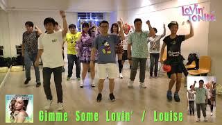 [PARAPARA] Gimme Some Lovin' / Louise