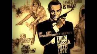 Medley of James Bond - John Barry & London Symphony Orchestra