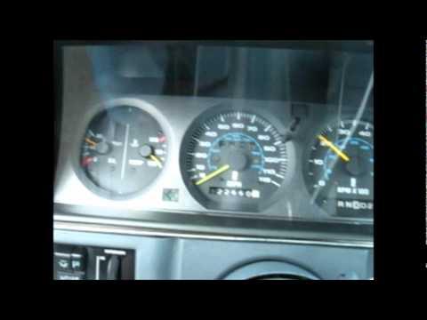1989 oldsmobile cutlass cruiser tour