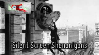 Free Empty Old Silent Movie Title Card