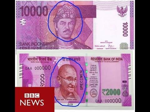 Indian Currency 2000 Copy? BBC News
