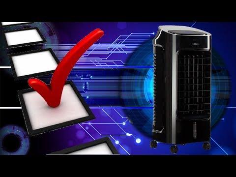 Hardware Check | 4-in-1 Klimagerät • Luftkühler • Ventilator • Ionisator • Luftbefeuchter