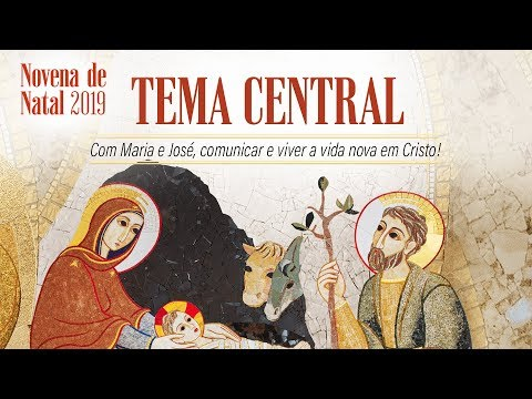Reflexão da liturgia da Novena de Natal do Santuário de Aparecida