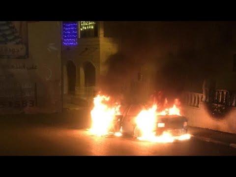 נעצר חשוד בהצתת רכב ישראלי אשר נכנס לכפר עין יברוד לפני חודש וחצי