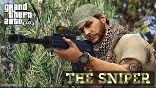 The Sniper   GTA 5 Movie