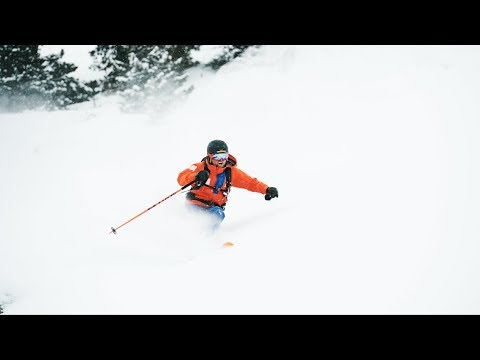2018 SKI TESTS – Best Men's Freeride Skis, sponsored by Snow+Rock