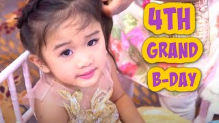 Rachels Grand Princess Birthday Party