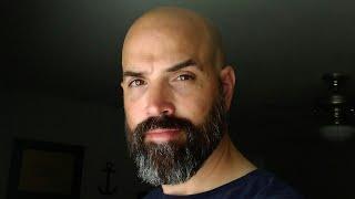 How to Trim a Medium-Sized Beard. Sharp, Crisp, & Clean