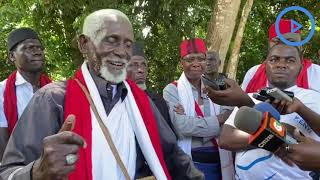 Mijikenda Kaya elders call upon state agencies to stop 'harassing'