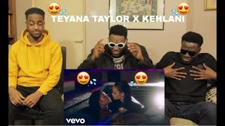 Teyana Taylor, Kehlani   Morning   REACTION
