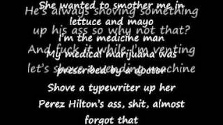 Eminem - Oh no Lyrics